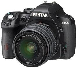 Product Image - Pentax K-500
