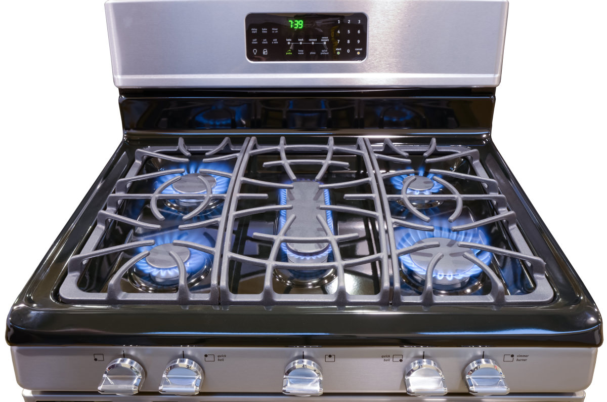 Gas Rangetops Can Be More Responsive Than Electric Ones.