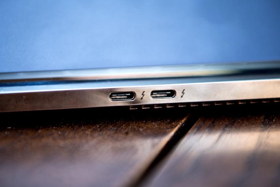 HP Spectre HP USB Ports