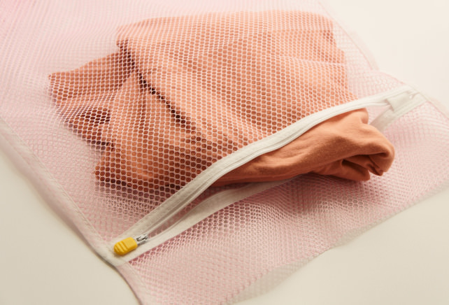 Laundry bag for delicates