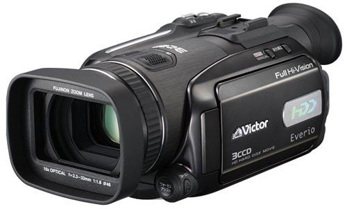 Product Image - ビクター (Victor) (Victor (ビクター)) Everio GZ-HD7