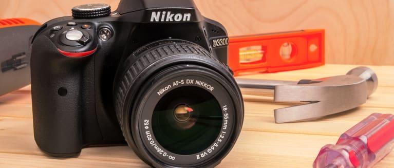 Nikon d3300 review hero 400