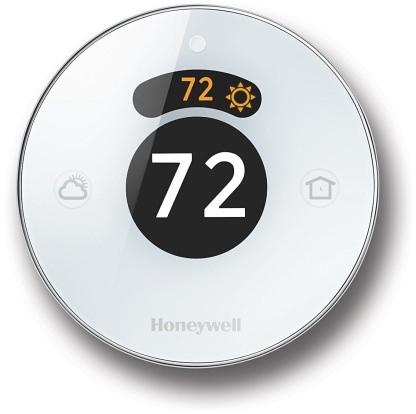 Product Image - Honeywell Lyric Round Wi-Fi Thermostat
