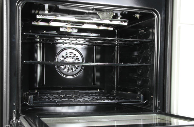 Steam Clean Oven