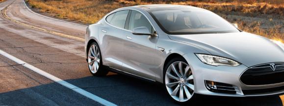 Tesla exterior