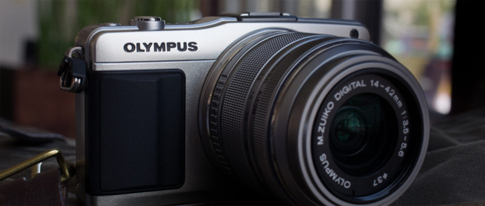 Product Image - Olympus PEN E-PM2