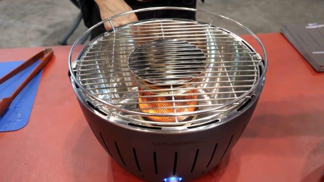 Hot basket