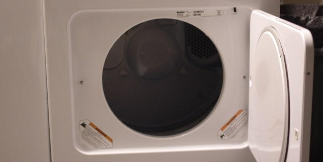 dryer door