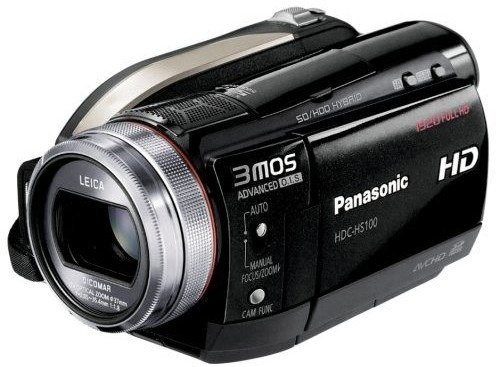 Product Image - パナソニック (Panasonic) (パナソニック) HDC-HS100