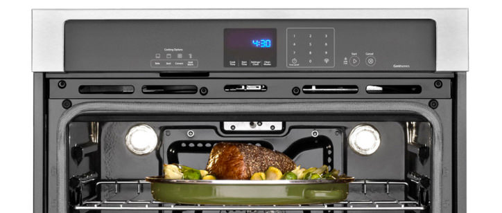 whirlpool wos92ec0as 30inch electric wall oven review - Electric Wall Oven