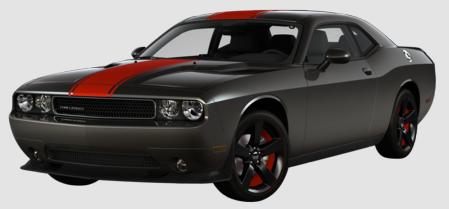 Product Image - 2012 Dodge Challenger Rallye Redline