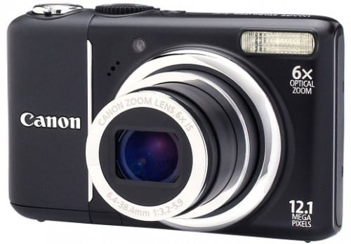 Product Image - Canon PowerShot A2100 IS