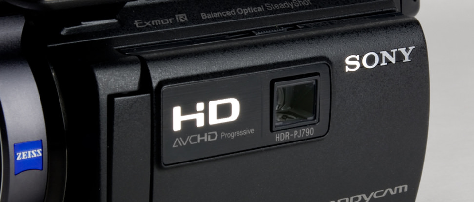 Product Image - Sony  Handycam HDR-PJ790V