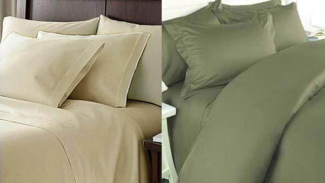 HC Collection Bed Sheets