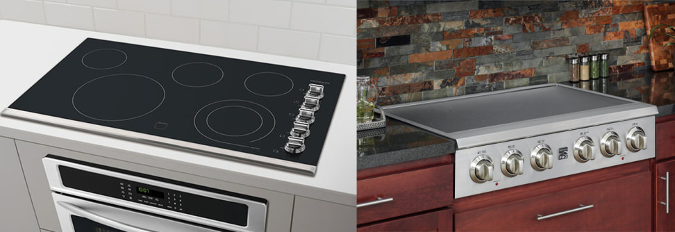What's the difference between a cooktop and a rangetop?
