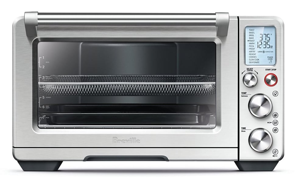 Breville Smart Oven Air Toaster Oven Food Dehydrator Air