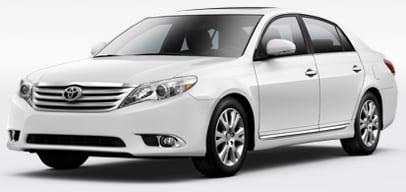 Product Image - 2012 Toyota Avalon
