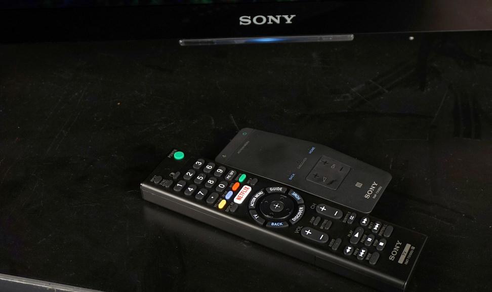 Sony-X930C-Remotes