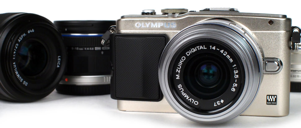 Product Image - Olympus PEN E-PL5