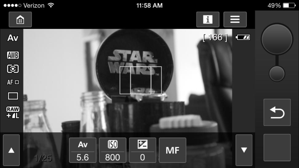 Camera Connect App