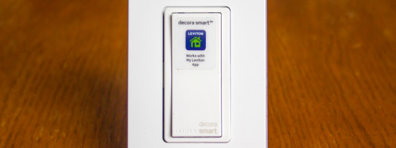 Leviton decora smart wifi switch