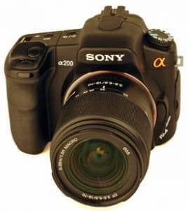 Product Image - Sony A200