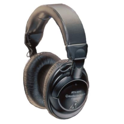 Product Image - Audio-Technica ATH-M40fs