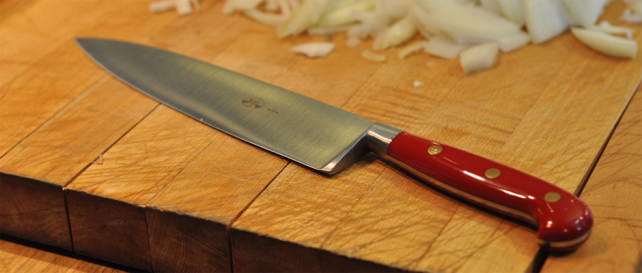 Chef's Knife 940x400