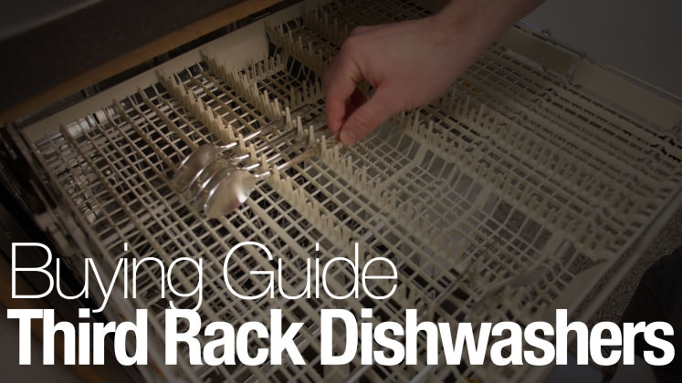 What Is A Third Rack Dishwasher Reviewed Com Dishwashers