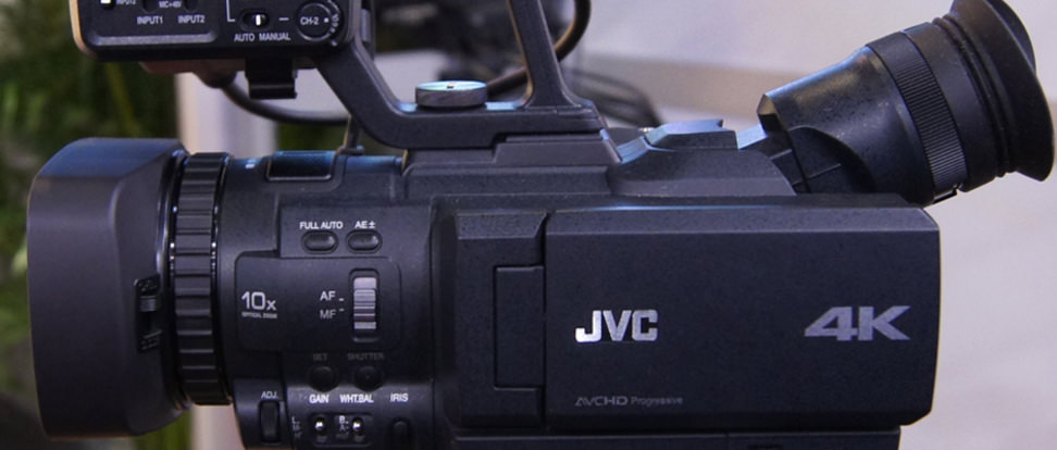 Product Image - JVC GY-HMQ10