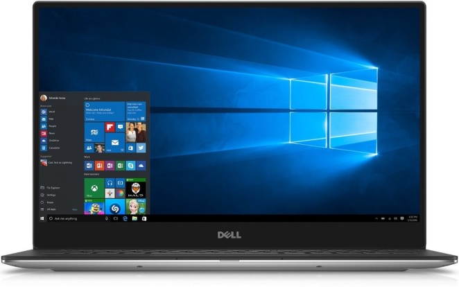 Product Image - Dell XPS 13 9360 (Intel Core i7, 256 GB SSD)