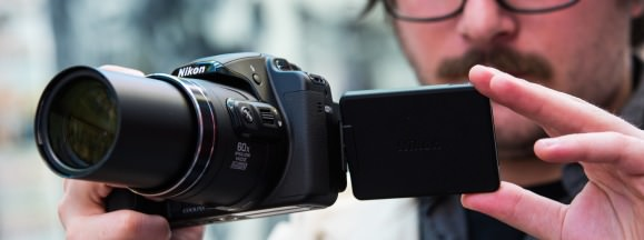 Nikon coolpix p610 review wide in use