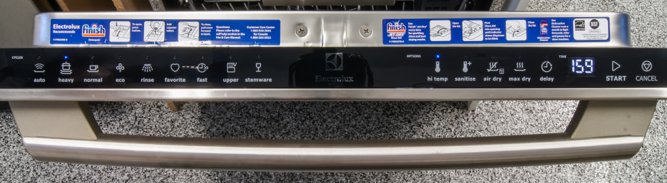 Electrolux EI24ID50QS-Controls