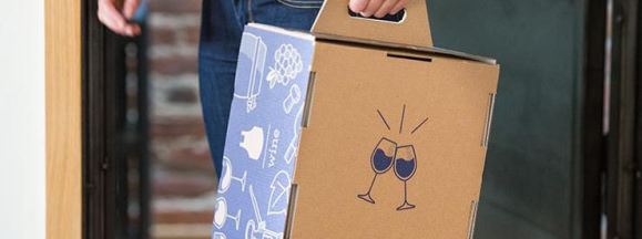 Blue apron wine hero
