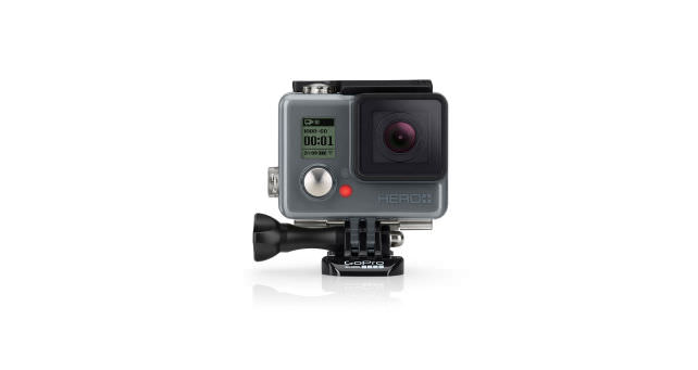 GoPro Hero+ LCD Front