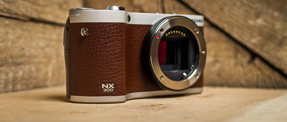 Product Image - Samsung NX300