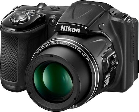 Product Image - Nikon Coolpix L830