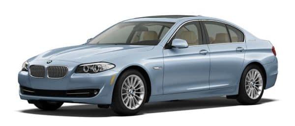 Product Image - 2013 BMW ActiveHybrid 5