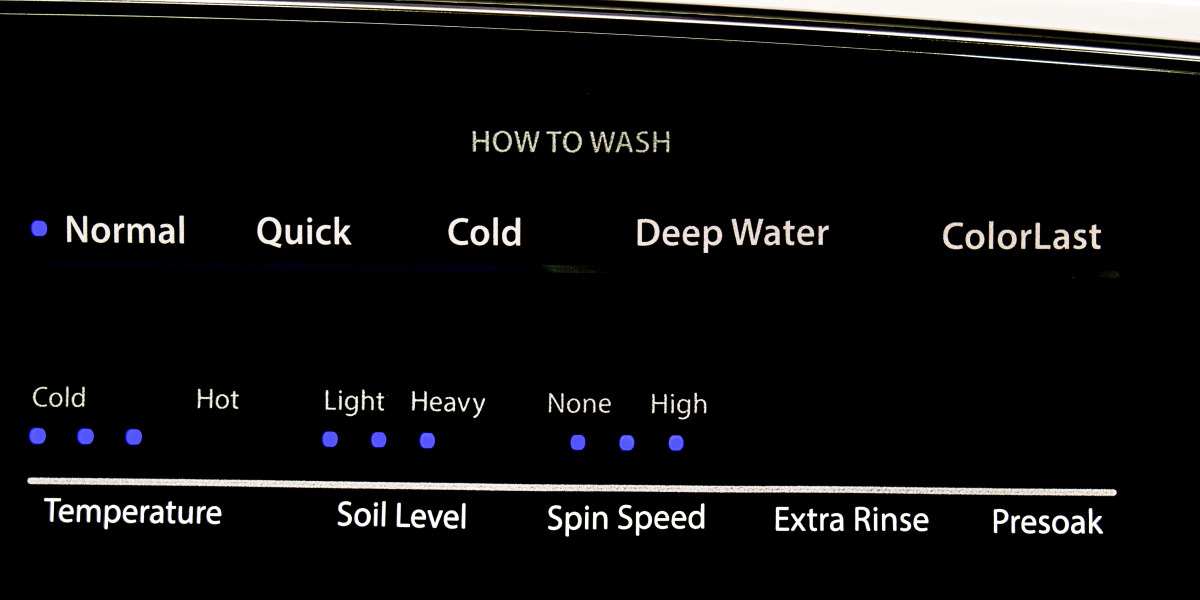 Whirlpool Cabrio WTW7300DW Washing Machine Review - Reviewed.com ...