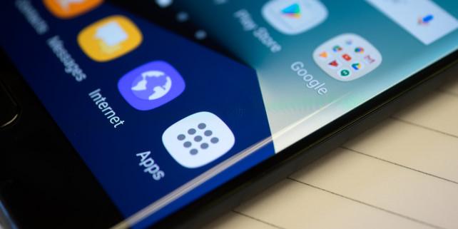 Samsung Galaxy Note 7 Display