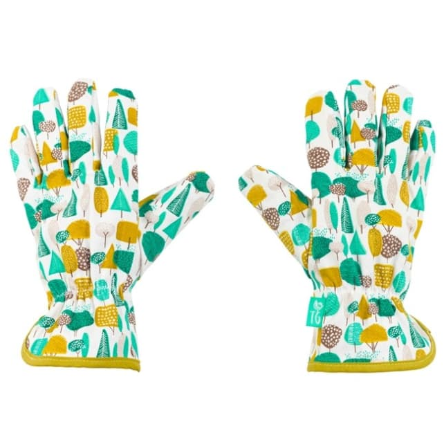 Wild and Wolf garden gloves