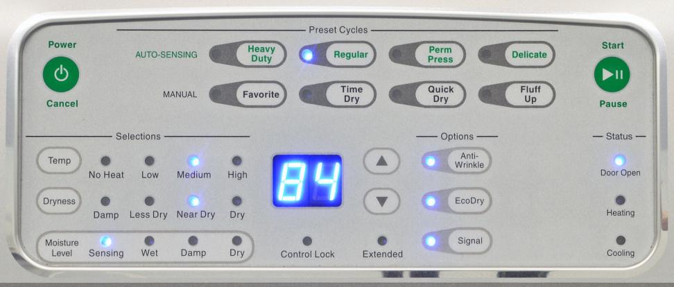 Speed Queen Adee9rgs173tw01 Adge9rgs113tw01 Dryer Review