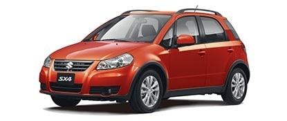 Product Image - 2013 Suzuki SX4 Crossover Premium