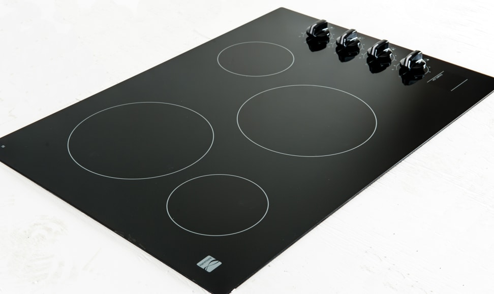 Kenmore 45109 Cooktop Angle