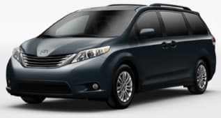 Product Image - 2012 Toyota Sienna XLE FWD