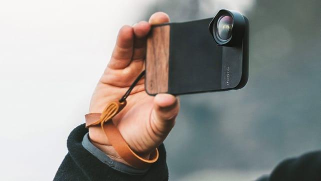 Moment Wooden Lens Case