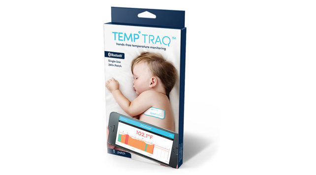 TempTrap baby temperature monitoring