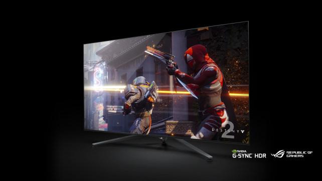 Nvidia Big Format Gaming Display