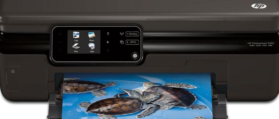 Product Image - HP Photosmart 5510
