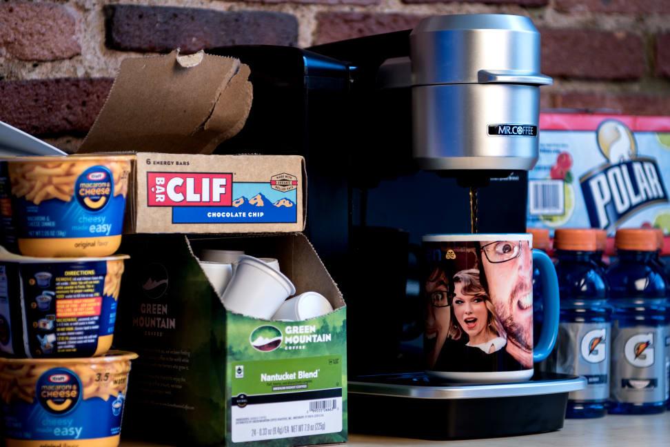 Mr. Coffee BVMC-KG6-001